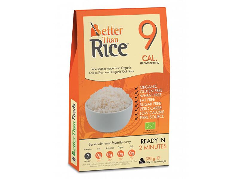 Zobrazit detail výrobku KetoMix Konjaková bezsacharidová rýže 385 g