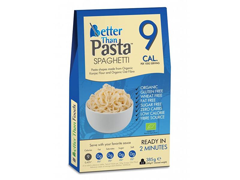 Zobrazit detail výrobku KetoMix Konjakové bezsacharidové špagety 385 g