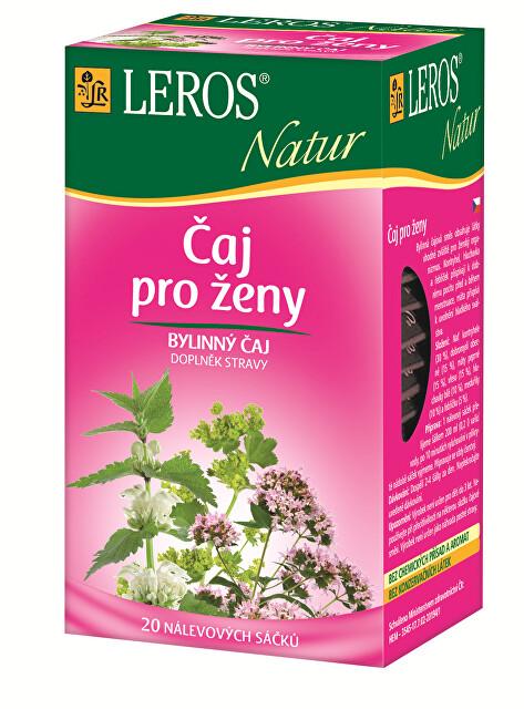 Zobrazit detail výrobku LEROS LEROS Natur Čaj pro ženy 20 x 1.5 g