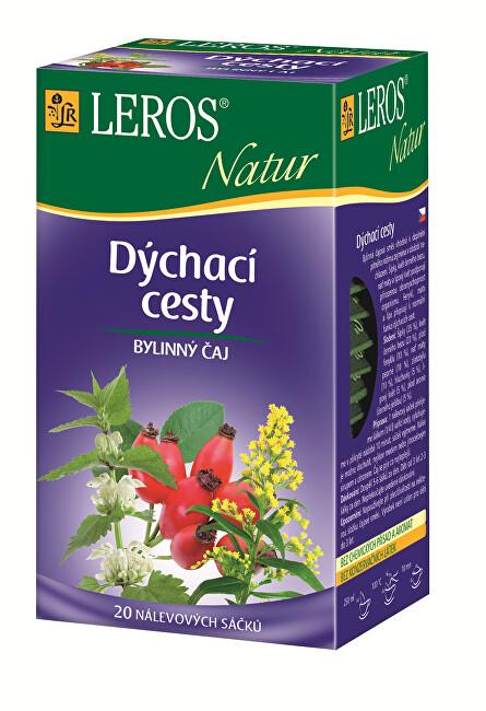 Zobrazit detail výrobku LEROS LEROS Natur Dýchací cesty 20 x 1.5 g