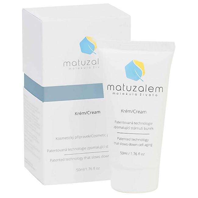 Zobrazit detail výrobku Matuzalem krém zpomalující stárnutí buněk 50 ml