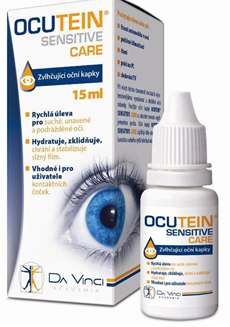 Simply You Ocutein SENSITIVE CARE oční kapky 15 ml DaVinci