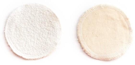 Zobrazit detail výrobku Tropikalia Odličovací přírodní tampónky krémové 1 ks