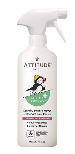 Zobrazit detail výrobku ATTITUDE Nature+ Odstraňovač skvrn na dětské prádlo ATTITUDE s rozprašovačem 475 ml
