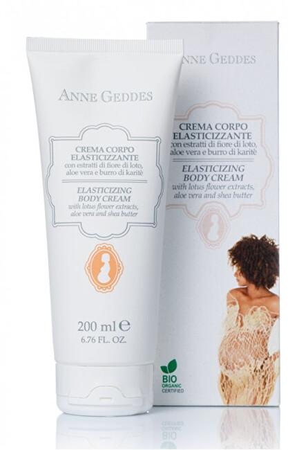 Zobrazit detail výrobku Anne Geddes Pečující krém pro pružnost pokožky 200 ml