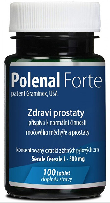 Zobrazit detail výrobku GRAMINEX Polenal Forte 46g - extrakt z žita (prostatitída)