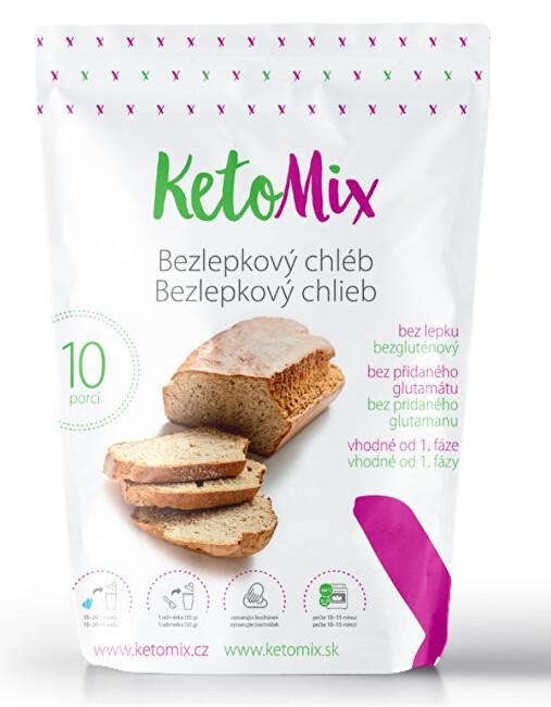 Proteinový Bezlepkový chléb 300 g (10 porcí)