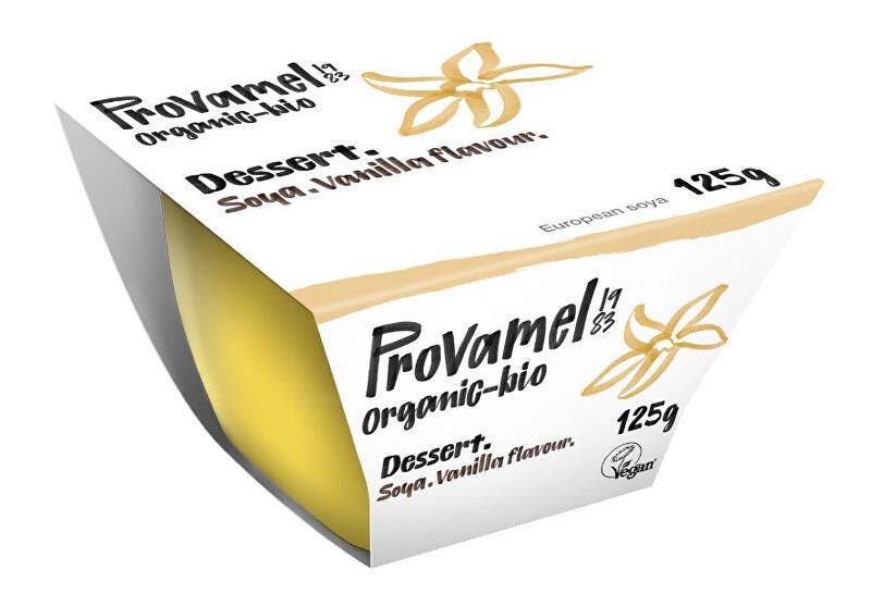 Zobrazit detail výrobku Provamel Provamel BIO sójový dezert s vanilkou 125 g