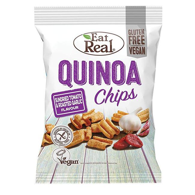 Zobrazit detail výrobku Eat Real Quinoa Sundried Tomato & Garlic 30 g