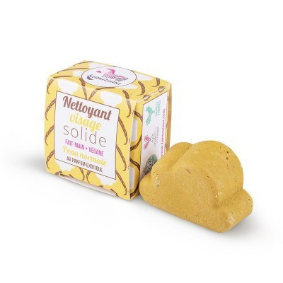 Zobrazit detail výrobku Lamazuna Tuhé mýdlo na čištění obličeje pro normální pleť - exotika 25 g