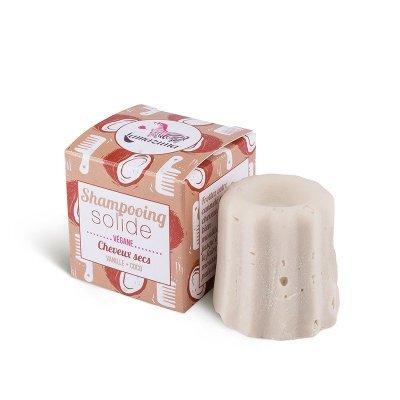 Zobrazit detail výrobku Lamazuna Tuhý šampon pro suché vlasy 55 g Vanilka/ kokos