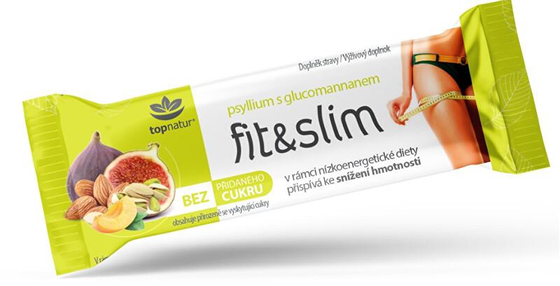 Zobrazit detail výrobku Topnatur Tyčinka Psyllium Fit&Slim 50 g