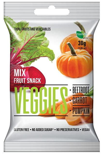 Zobrazit detail výrobku VEGGIES VEGGIES fruit snack 30 g