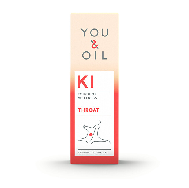 You & Oil You & Oil KI Bolesť v krku 5 ml