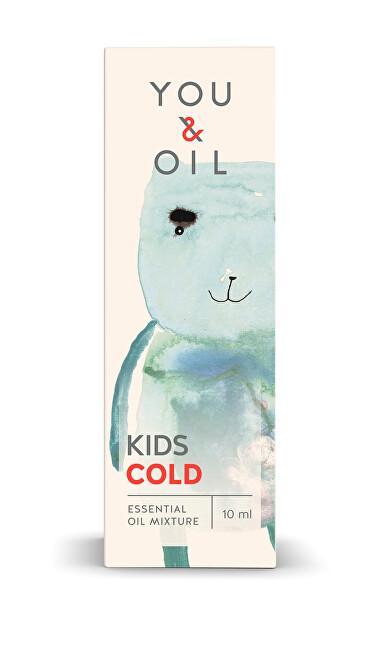 Zobrazit detail výrobku You & Oil You & Oil KIDS Nachlazení 10 ml