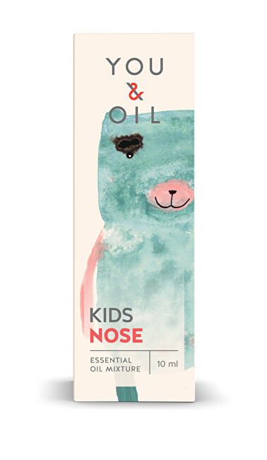 Zobrazit detail výrobku You & Oil You & Oil KIDS Ucpaný nos 10 ml