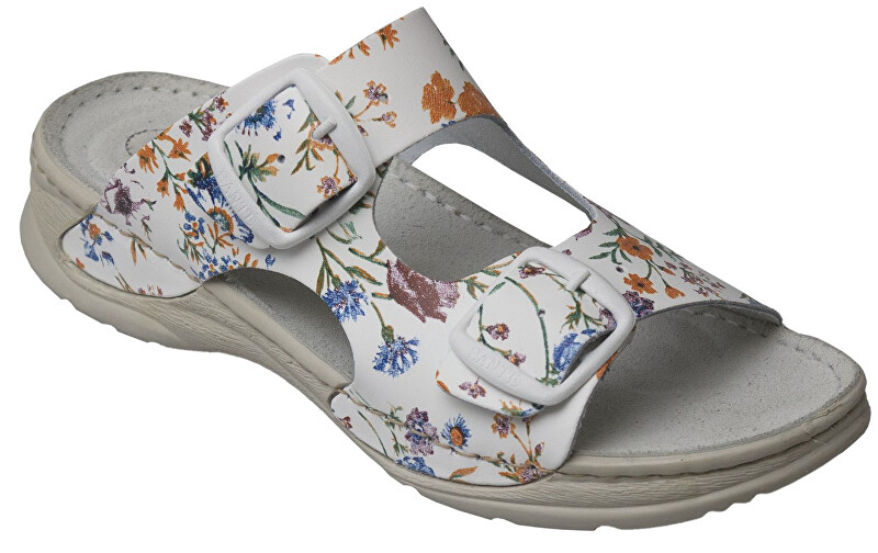 Zobrazit detail výrobku SANTÉ Zdravotní obuv Dámská - D/10/FLORA/SP BÍLÁ 37