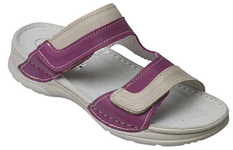 Zobrazit detail výrobku SANTÉ Zdravotní obuv Dámská - D/12/75/S12/SP FIALOVÁ 37