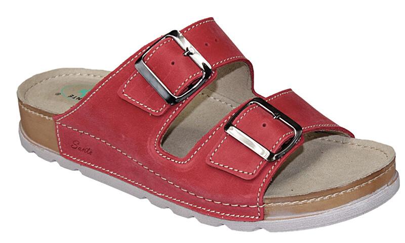 Zobrazit detail výrobku SANTÉ Zdravotní obuv Dámská - N/211/1/30/SP ČERVENÁ 36