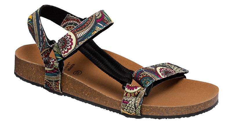 Zobrazit detail výrobku Scholl Zdravotní obuv - GREENY HEAVEN - Multi/green 37