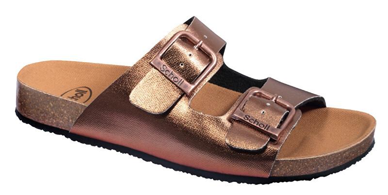 Zobrazit detail výrobku Scholl Zdravotní obuv - GREENY MULE - Bronze 39