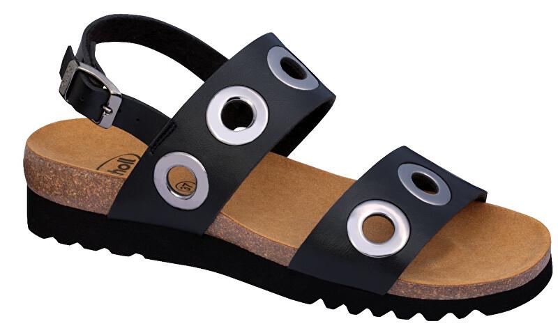 Zobrazit detail výrobku Scholl Zdravotní obuv - LARA SANDAL - Black 39