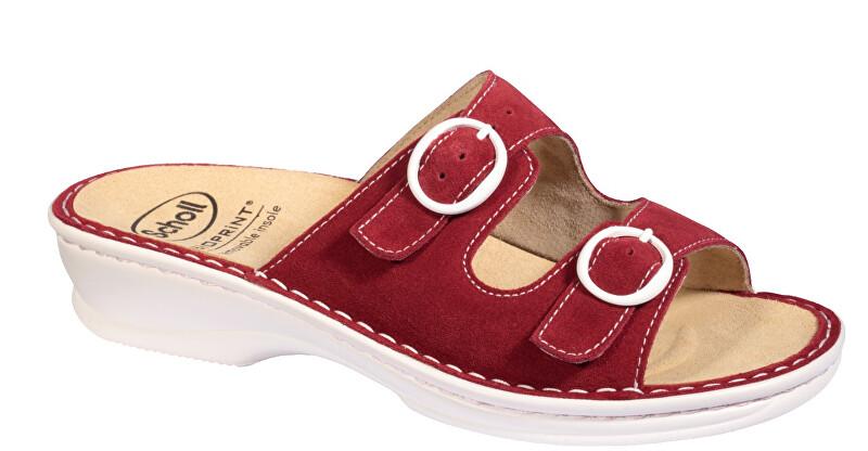 Zobrazit detail výrobku Scholl Zdravotní obuv - NICOLETTA - Red 37
