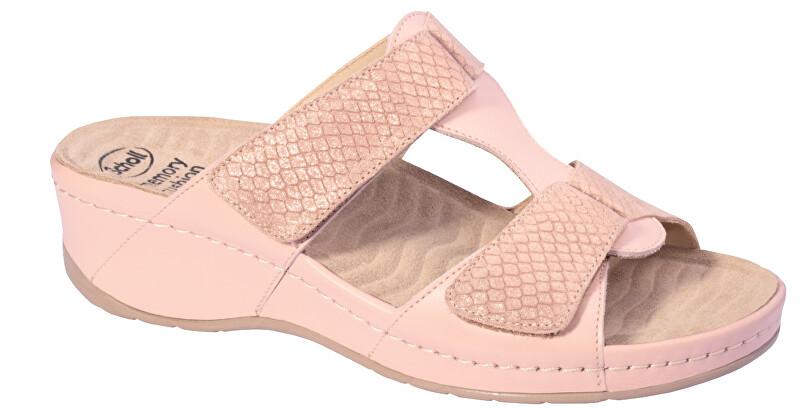 Scholl Zdravotní obuv - PRIMULA - Pale pink 37