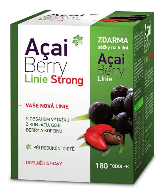 Zobrazit detail výrobku Biomedica Acai Berry Linie Strong 180 tobolek
