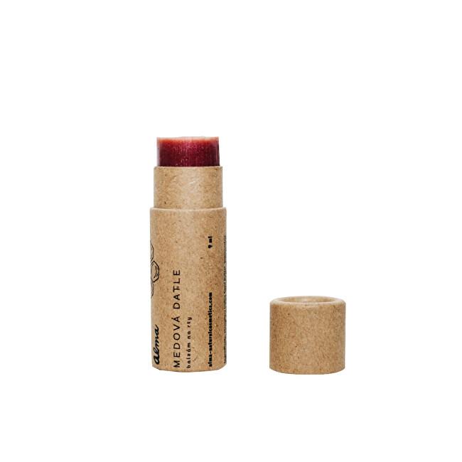 Zobrazit detail výrobku Alma-natural cosmetics Balzám na rty Medová datle 9 ml