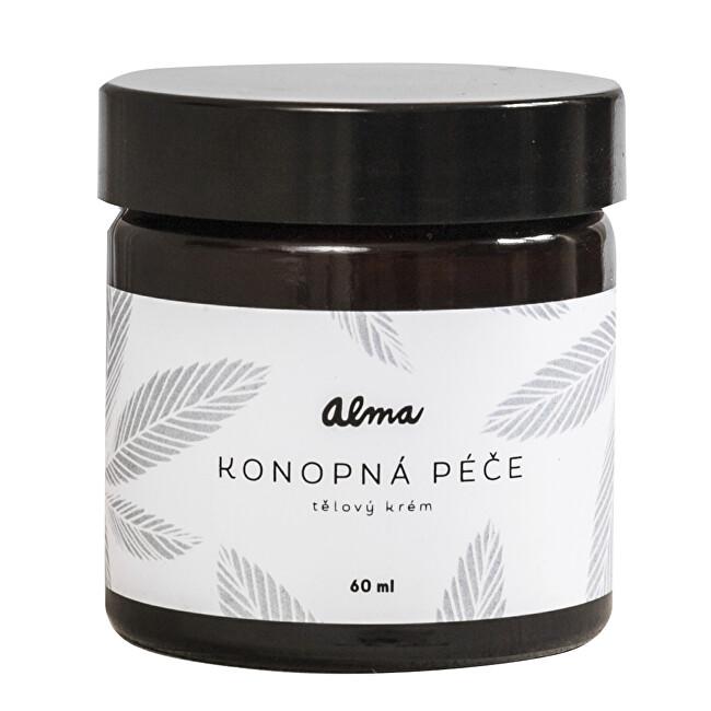 Zobrazit detail výrobku Alma-natural cosmetics Krém na tělo i obličej - Konopná péče 60 ml