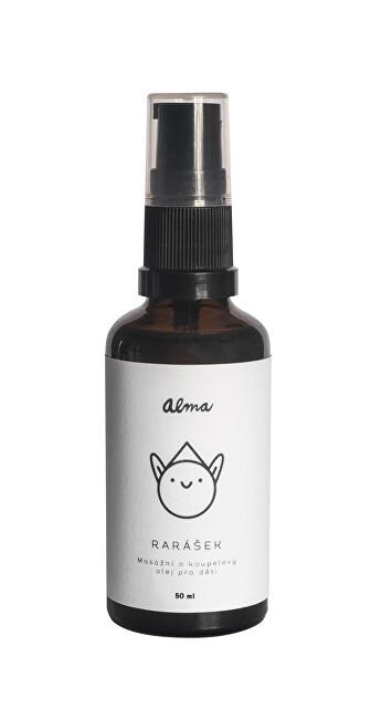 Zobrazit detail výrobku Alma-natural cosmetics Masážní a koupelový olej - Rarášek 50 ml
