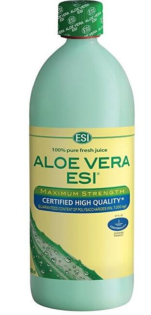 Zobrazit detail výrobku ESI Aloe Vera čistá šťava, 1 l