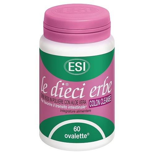 Zobrazit detail výrobku ESI Aloe Vera tablety Colon Cleanse, 60 tablet