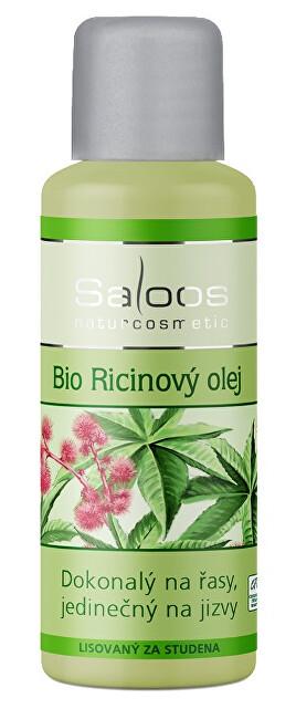 Zobrazit detail výrobku Saloos Bio Ricinový olej 50 ml