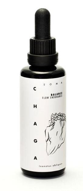 Zobrazit detail výrobku Kaapa Health Chaga Mushroom Tincture BIO 30 ml