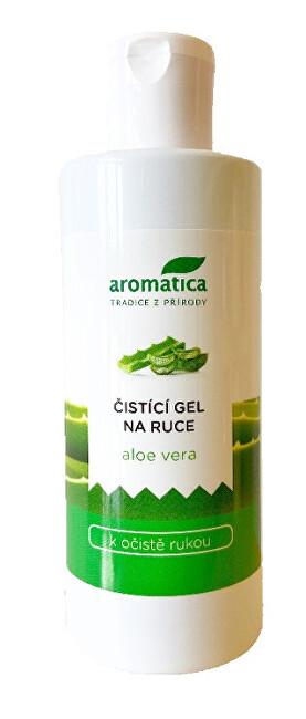 Zobrazit detail výrobku Aromatica Čistící gel na ruce Aloe Vera 200 ml