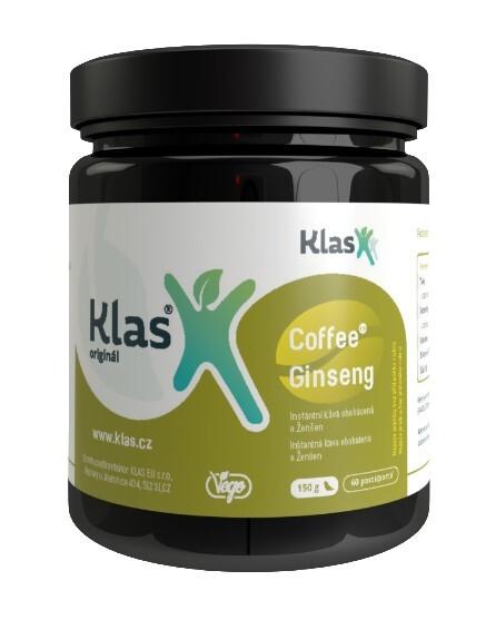 Zobrazit detail výrobku Klas Coffee Ginseng 150 g