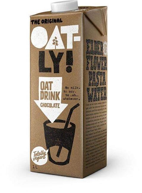 Zobrazit detail výrobku Oatly! Čokoládový nápoj 1 l
