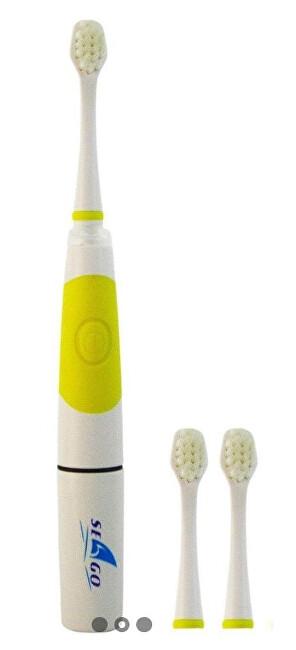 Zobrazit detail výrobku Seago Dětský sonický kartáček Seago SG-918-EK5 žlutý