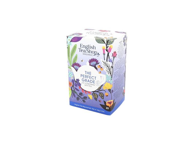 Zobrazit detail výrobku English Tea Shop MIX Prvotřídní jakost, BIO 20 sáčků