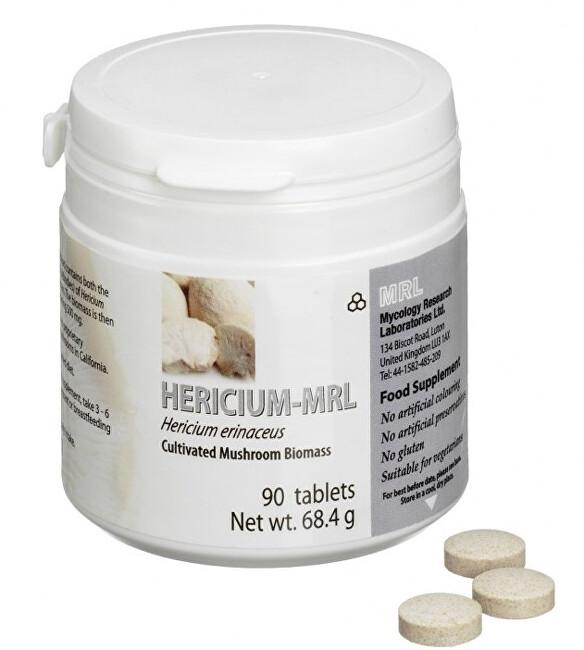 Zobrazit detail výrobku MRL Hericium, 90 tablet