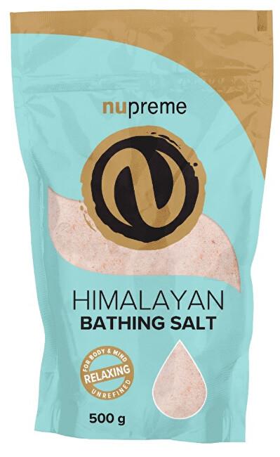 Zobrazit detail výrobku Nupreme Himalájská sůl růžová koupelová 500 g