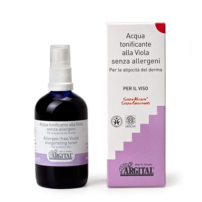 Zobrazit detail výrobku Argital Hypoalergenní pleťové tonikum s violkou 100 ml