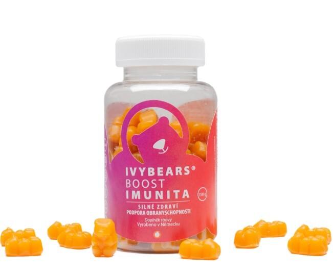 IvyBears - Boost Imunita 60 ks