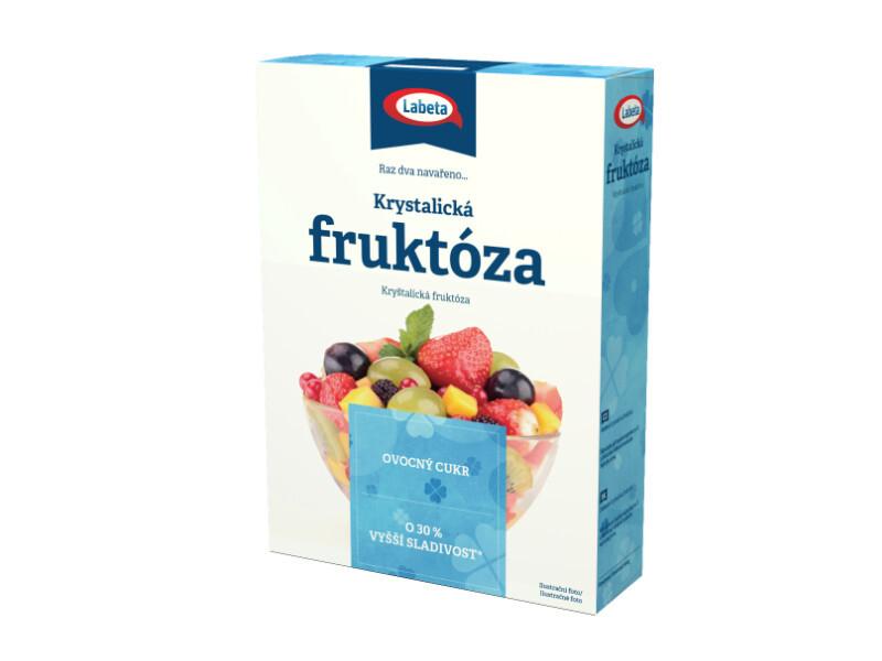 Zobrazit detail výrobku LABETA A.S. Fruktóza (ovocný cukr) 500 g