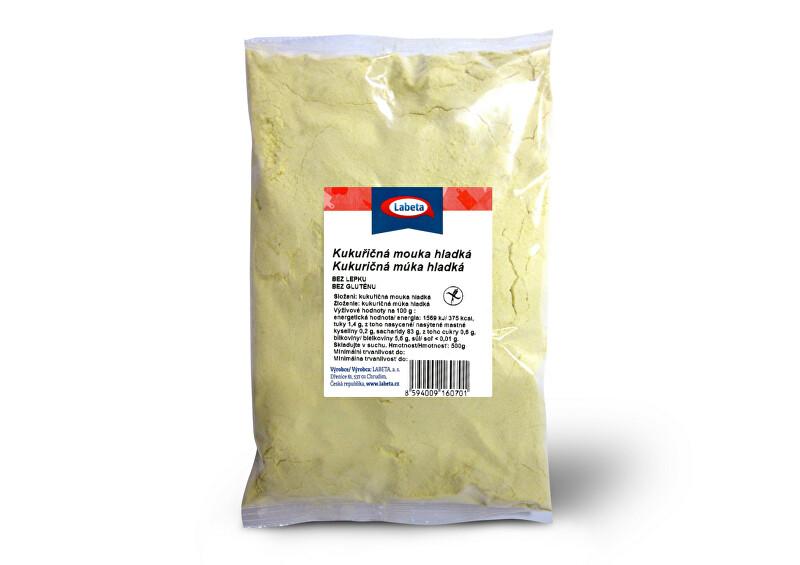 Zobrazit detail výrobku LABETA A.S. Kukuřičná mouka bez lepku 500 g