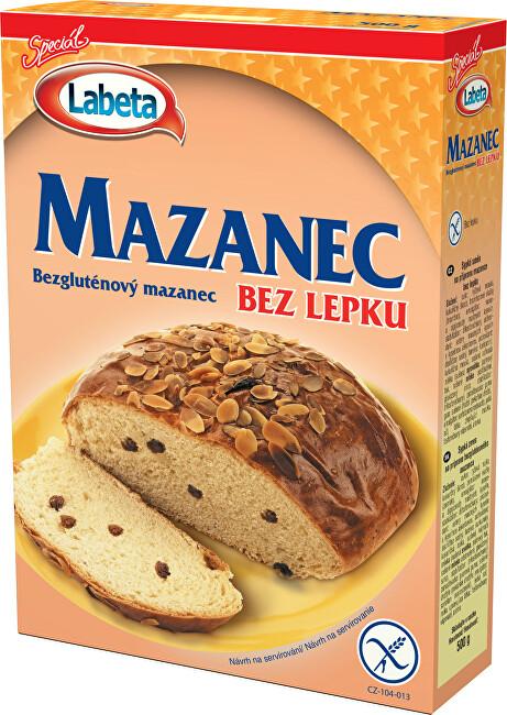 Zobrazit detail výrobku LABETA A.S. Mazanec bez lepku 500 g