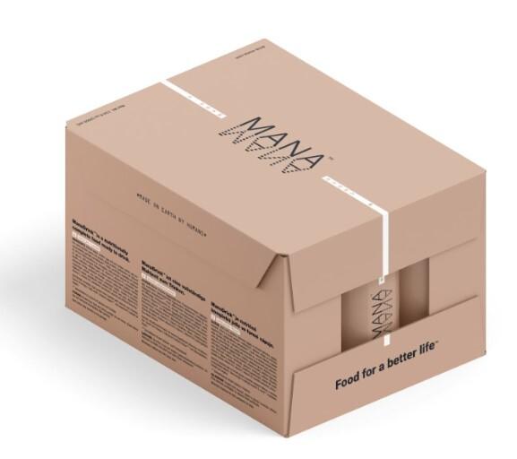 Zobrazit detail výrobku MANA Mana Mark 6 Drink Choco 12 x 330 ml
