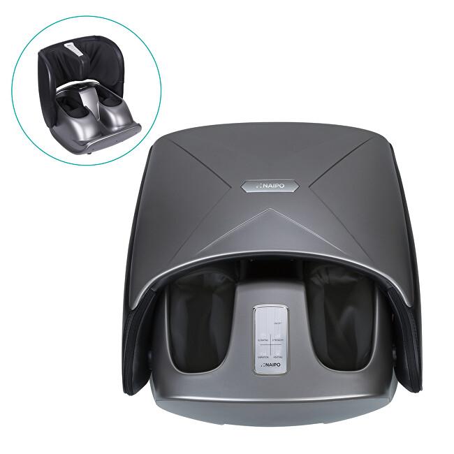 Zobrazit detail výrobku NAIPO Masážní přístroj 2v1 na chodidla a lýtka NAIPO MGF-3600